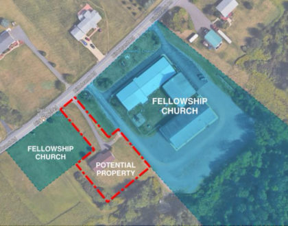 Update: Potential Property Acquisition