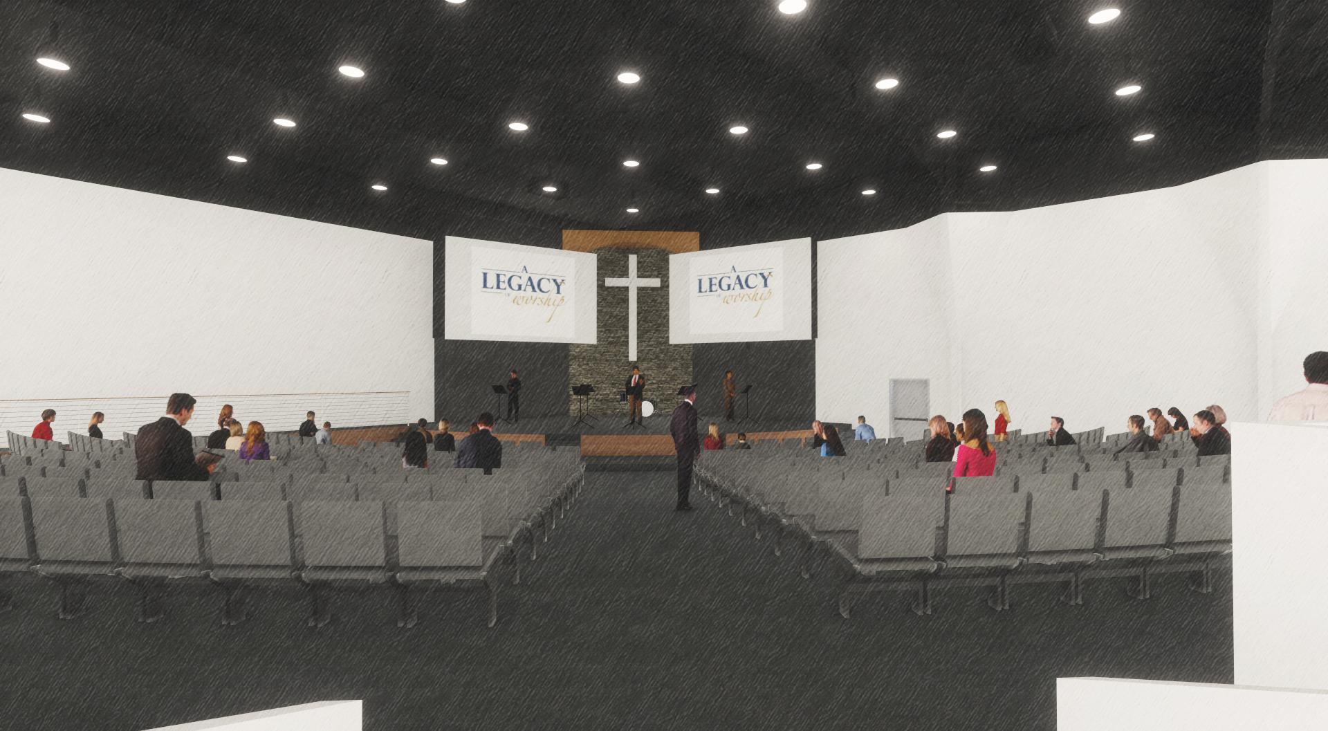 Worship Entry